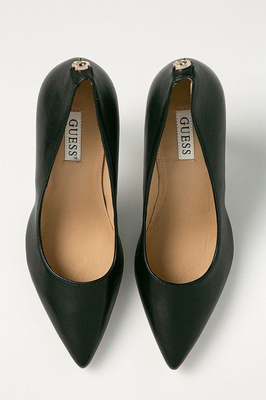 negru Guess - Stilettos de piele