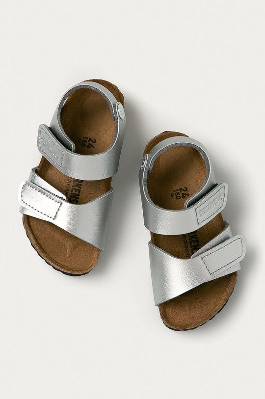 Birkenstock - Sandały dziecięce Palu Dziewczęcy