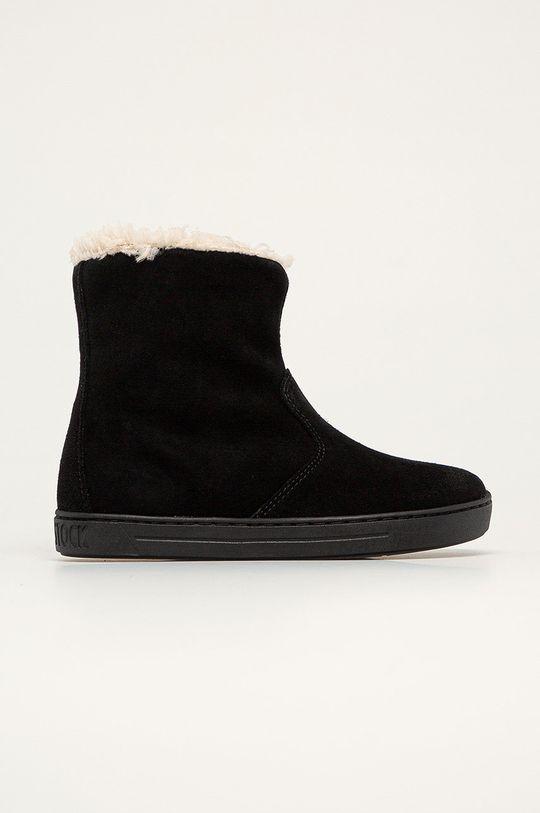 чорний Birkenstock - Дитячі черевики Lille Для дівчаток