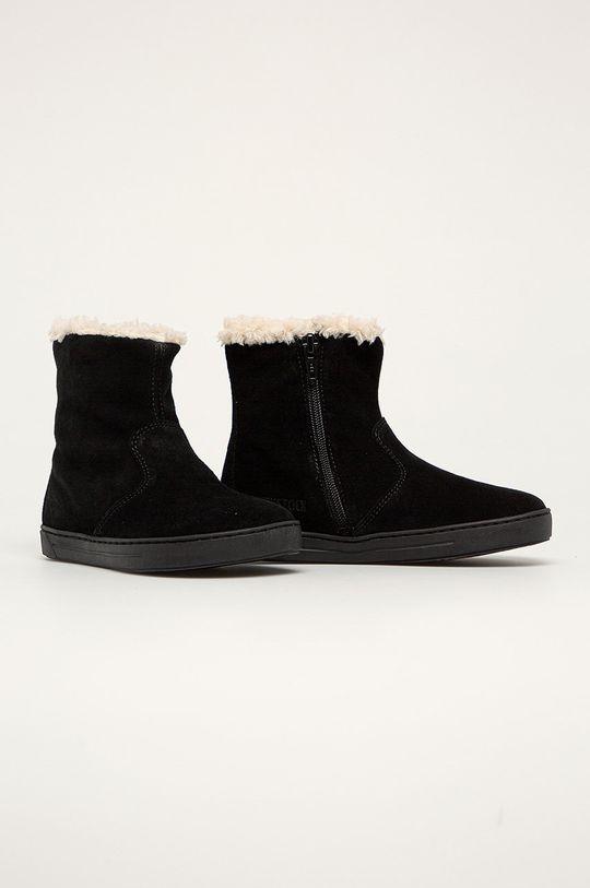 Birkenstock - Дитячі черевики Lille чорний