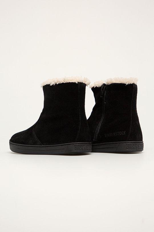 Birkenstock - Дитячі черевики Lille  Халяви: Замша Внутрішня частина: Текстильний матеріал, Натуральна шкіра Підошва: Синтетичний матеріал