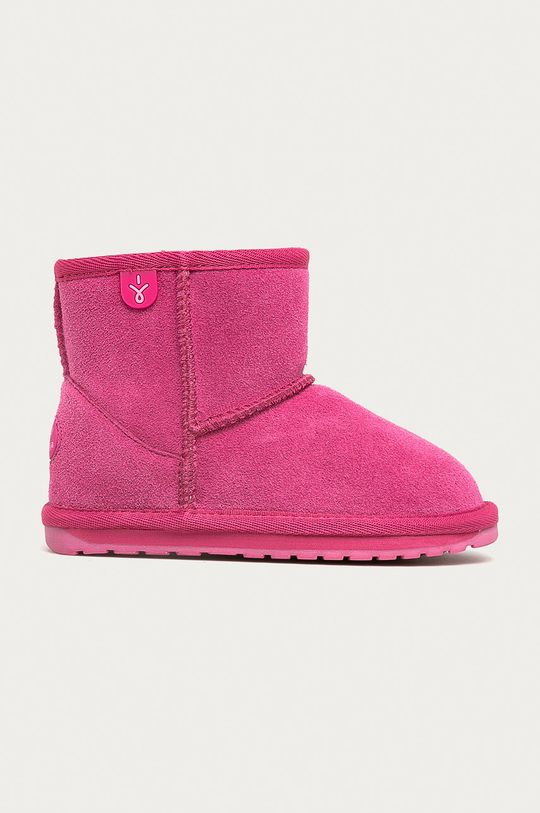 roz Emu Australia - Cizme de iarna copii Wallaby Mini De fete
