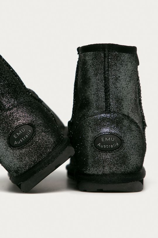 Emu Australia - Cizme de iarna copii Wallaby Mini  Gamba: Piele naturala Interiorul: Lana de merinosi Talpa: Material sintetic