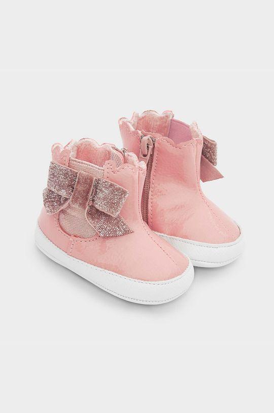 różowy Mayoral - Buty dziecięce Dziewczęcy