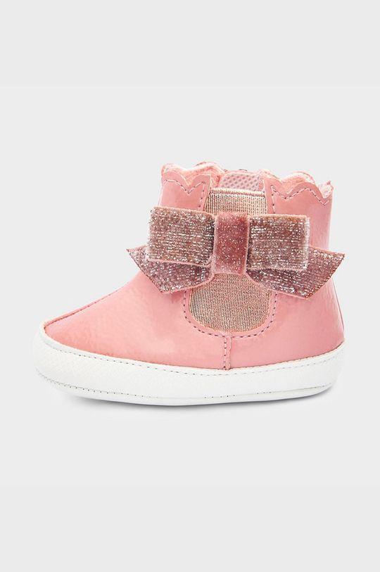 Mayoral - Buty dziecięce różowy