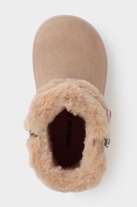 Mayoral - Detské topánky  Zvršok: Syntetická látka, Textil Vnútro: Textil, Prírodná koža Podrážka: Syntetická látka