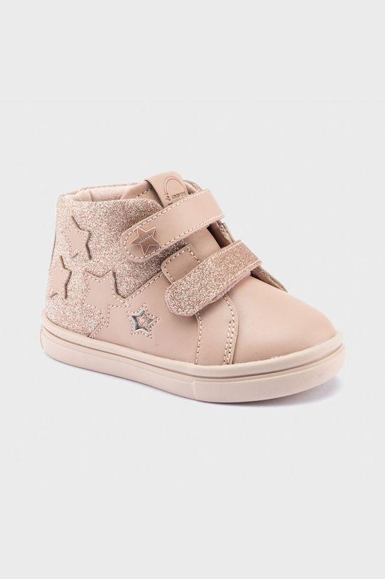 ružová Mayoral - Detské topánky Dievčenský