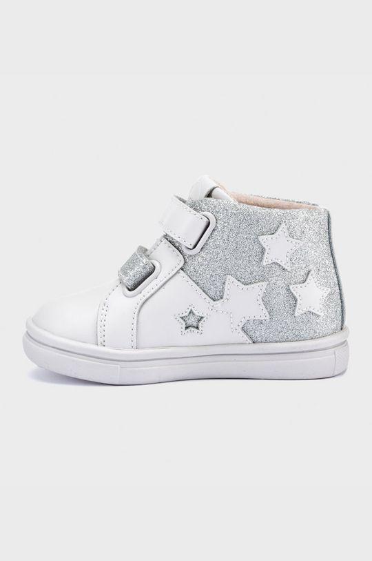 Mayoral - Detské topánky strieborná