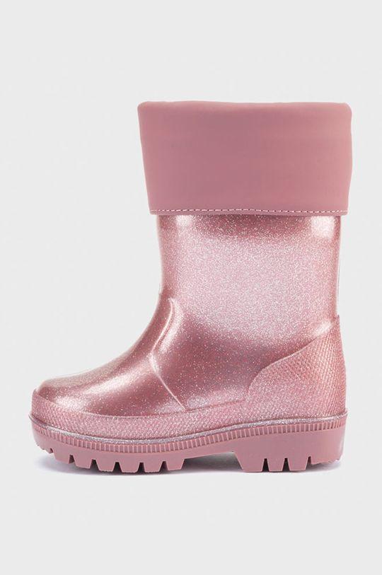 Mayoral - Detské gumáky ružová