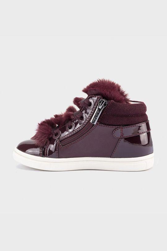 Mayoral - Pantofi copii castan