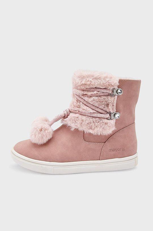 Mayoral - Detské topánky ružová