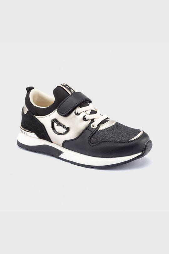fekete Mayoral - Gyerek cipő Lány