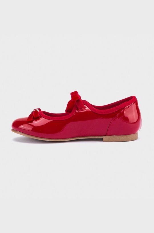 Mayoral - Detské balerínky červená