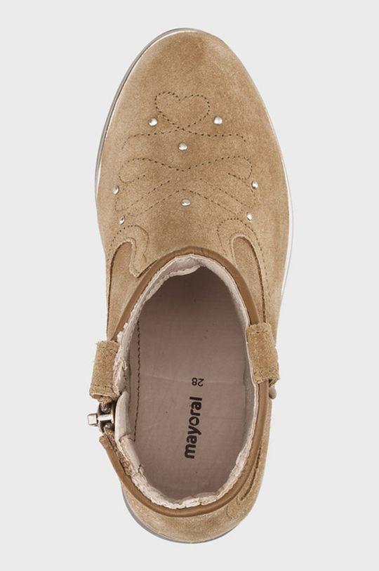 Mayoral - Dětské boty  Svršek: Přírodní kůže Podrážka: Umělá hmota