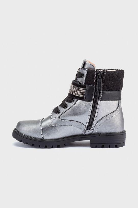 Mayoral - Detské topánky sivá