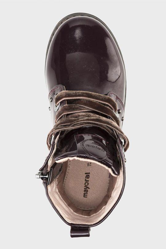 Mayoral - Detské topánky  Syntetická látka Vnútro: Textil, Prírodná koža Podrážka: Syntetická látka