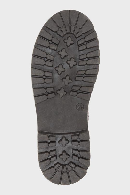 gaštanová Mayoral - Detské topánky