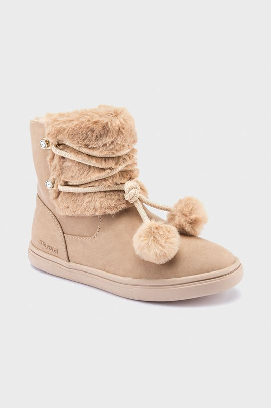 sivá Mayoral - Detské topánky Dievčenský