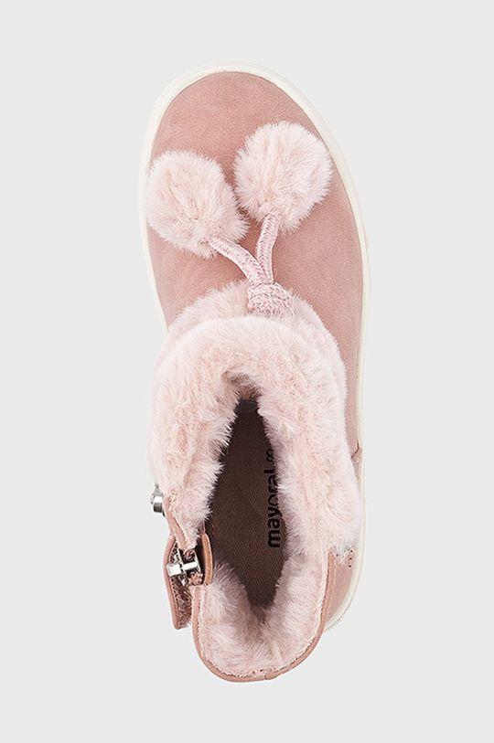 Mayoral - Pantofi copii  Gamba: Material sintetic, Material textil Interiorul: Material textil Talpa: Material sintetic