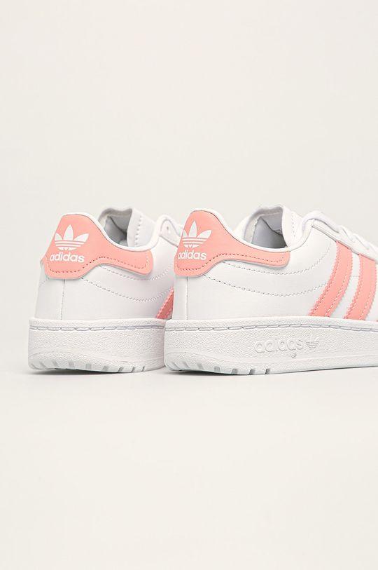 adidas Originals - Dětské boty Team Court J Svršek: Umělá hmota Vnitřek: Umělá hmota, Textilní materiál Podrážka: Umělá hmota