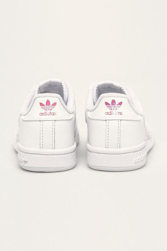 adidas Originals - Dětské boty Continental 80 C Svršek: Umělá hmota, Přírodní kůže Vnitřek: Textilní materiál Podrážka: Umělá hmota