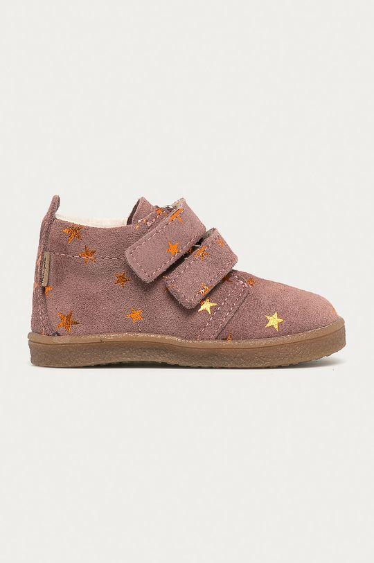 рожево-червоний Mrugała - Дитячі черевики Для дівчаток
