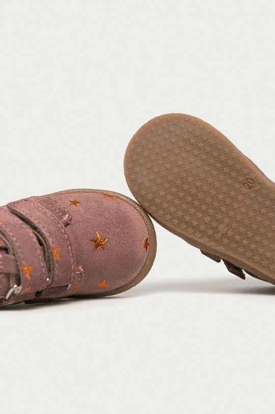 рожево-червоний Mrugała - Дитячі черевики