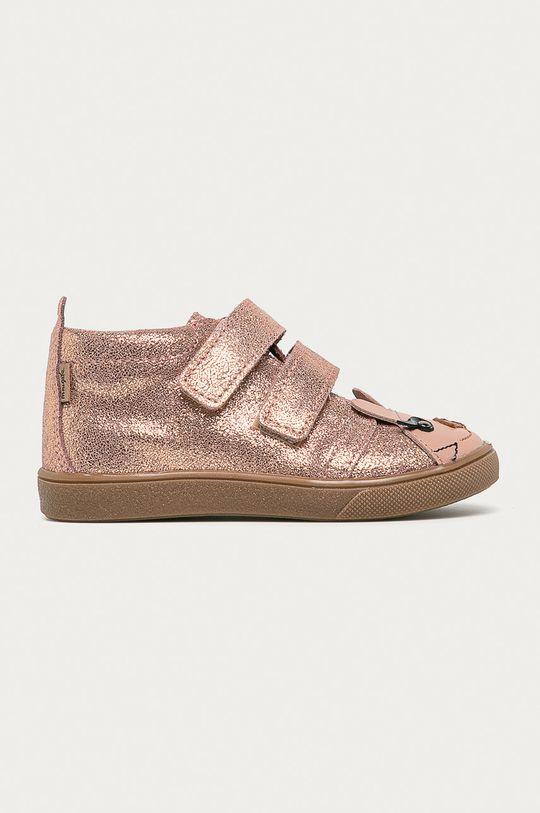 рожевий Mrugała - Дитячі черевики Для дівчаток