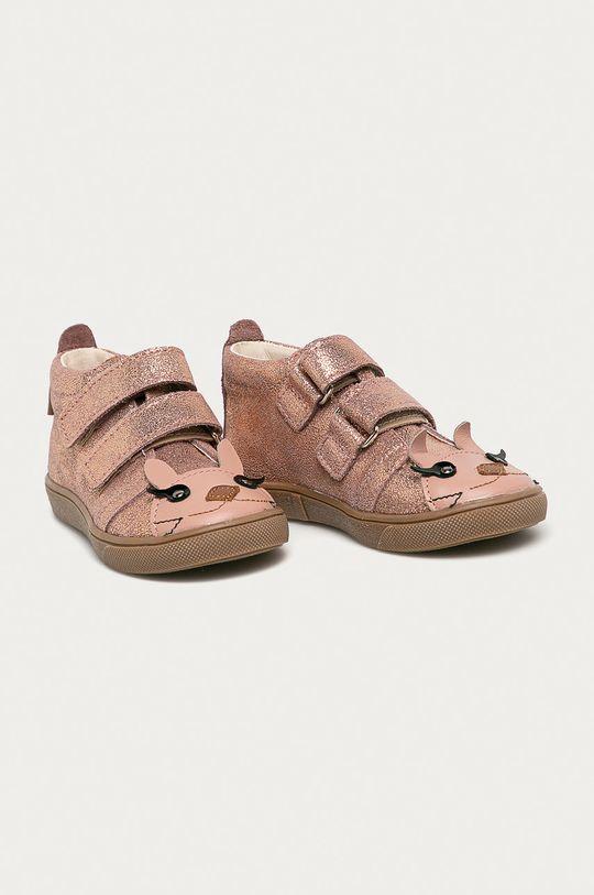Mrugała - Дитячі черевики рожевий