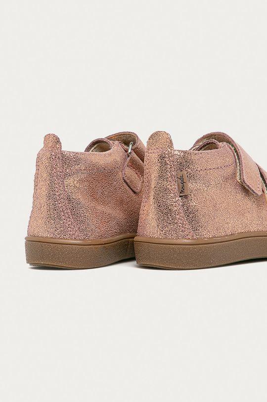 Mrugała - Дитячі черевики  Халяви: Замша Внутрішня частина: Натуральна шкіра Підошва: Синтетичний матеріал