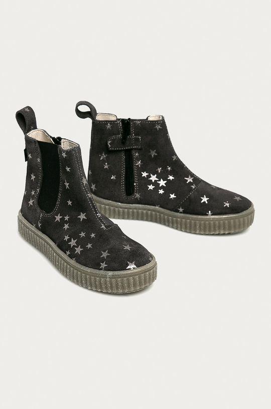 Mrugała - Дитячі черевики сірий