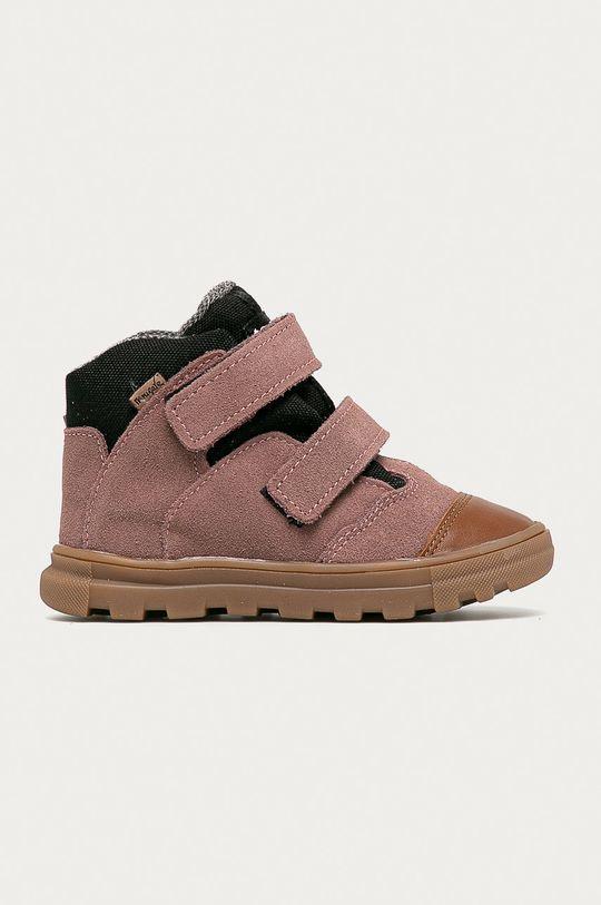 růžová Mrugała - Dětské boty Dívčí