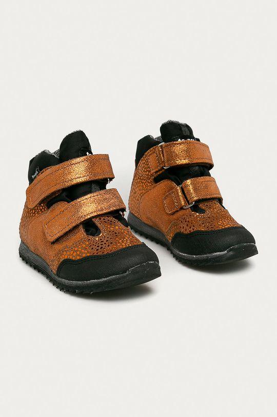 Mrugała - Дитячі черевики золотий