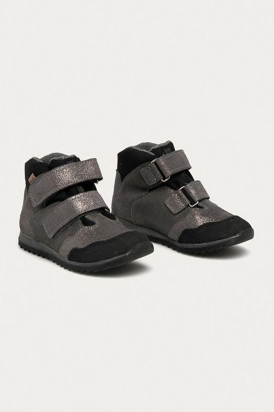 Mrugała - Dětské boty šedá