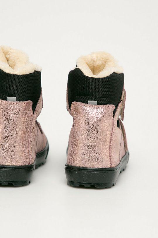 pasztell rózsaszín Mrugała - Gyerek cipő
