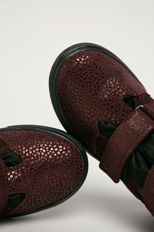 gesztenyebarna Mrugała - Gyerek cipő