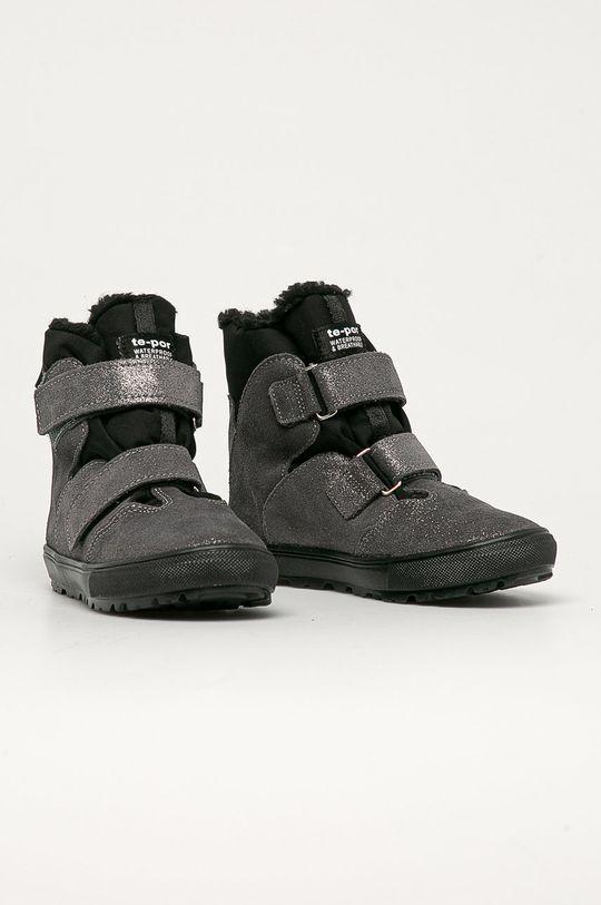 Mrugała - Gyerek cipő ezüst
