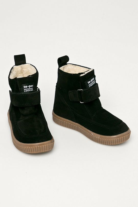 Mrugała - Dětské boty černá