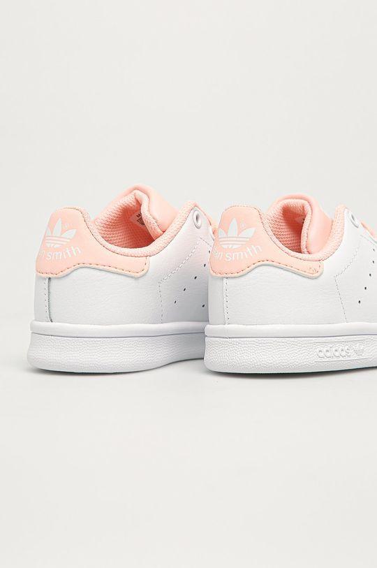 adidas Originals - Dětské boty Stan Smith  Svršek: Umělá hmota, Přírodní kůže Vnitřek: Textilní materiál Podrážka: Umělá hmota