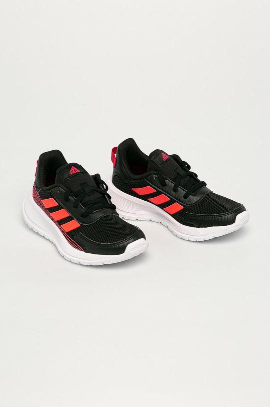 adidas - Detské topánky Tensaur Run K čierna