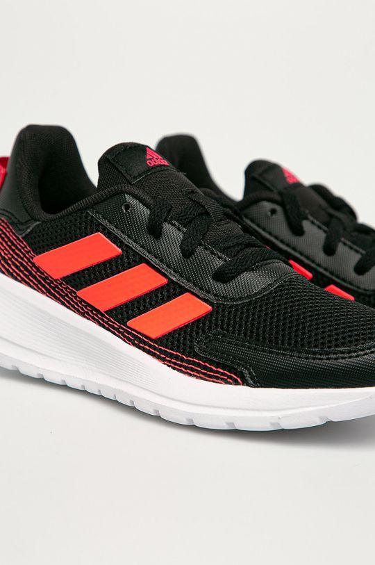 čierna adidas - Detské topánky Tensaur Run K