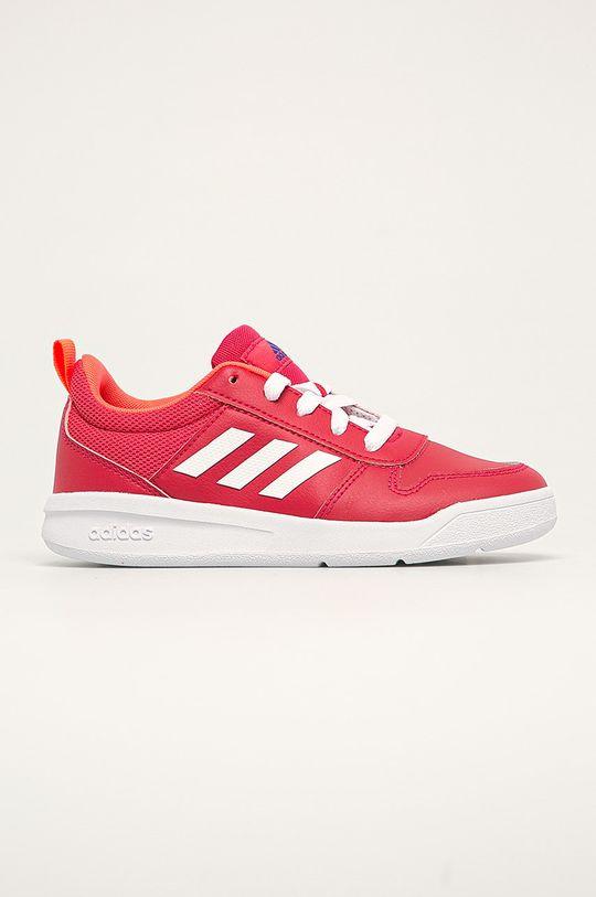 roz ascutit adidas - Pantofi copii Tensaur De fete