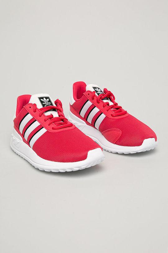 adidas Originals - Pantofi copii La Trainer Lite J roz ascutit