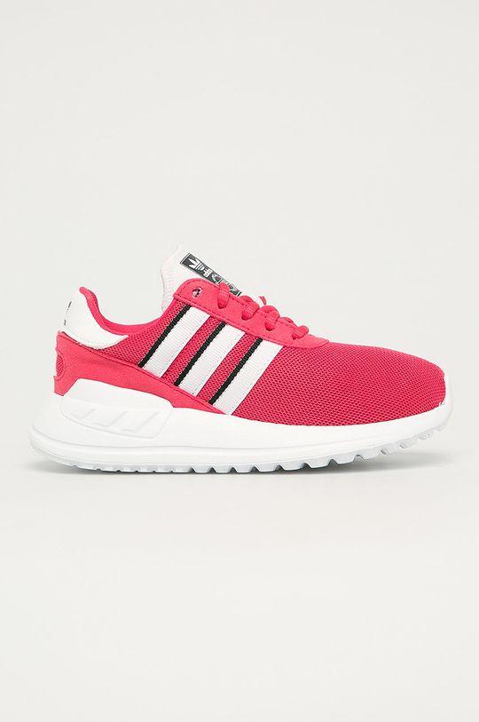 roz ascutit adidas Originals - Pantofi copii LA Trainer Lite C De fete