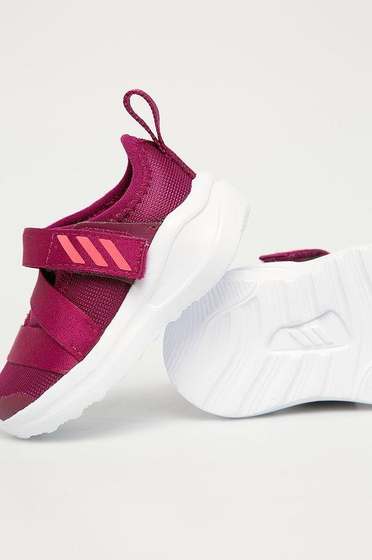violet adidas Performance - Pantofi copii FortaRun X