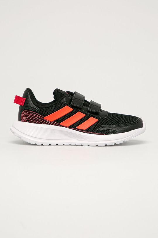 čierna adidas - Detské topánky Tensaur Run C Dievčenský