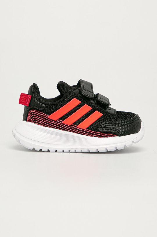 чёрный adidas - Детские кроссовки Tensaur Run I Для девочек