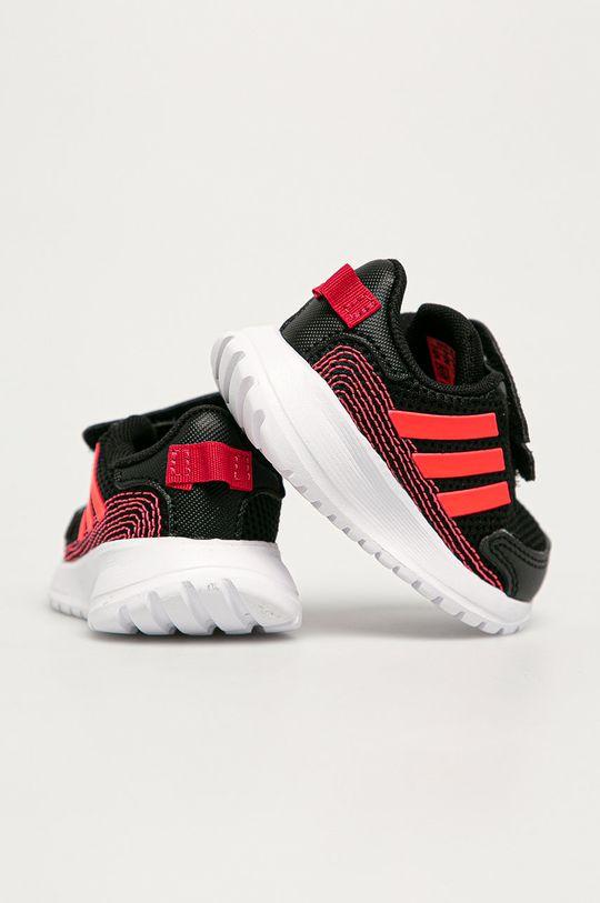 adidas - Детские кроссовки Tensaur Run I Голенище: Синтетический материал, Текстильный материал Внутренняя часть: Текстильный материал Подошва: Синтетический материал
