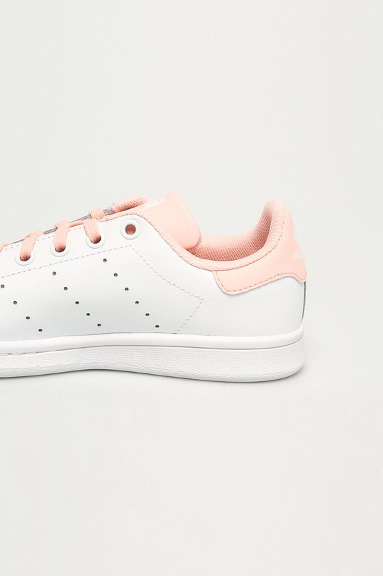 adidas Originals - Detské topánky Stan Smith  Zvršok: Syntetická látka, Prírodná koža Vnútro: Textil Podrážka: Syntetická látka