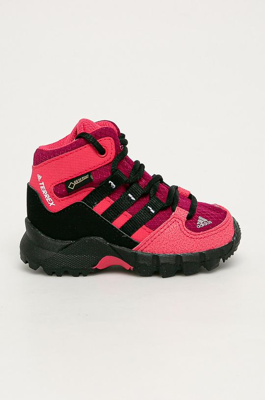 roz ascutit adidas Performance - Pantofi copii Terrex Mid Gtx De fete